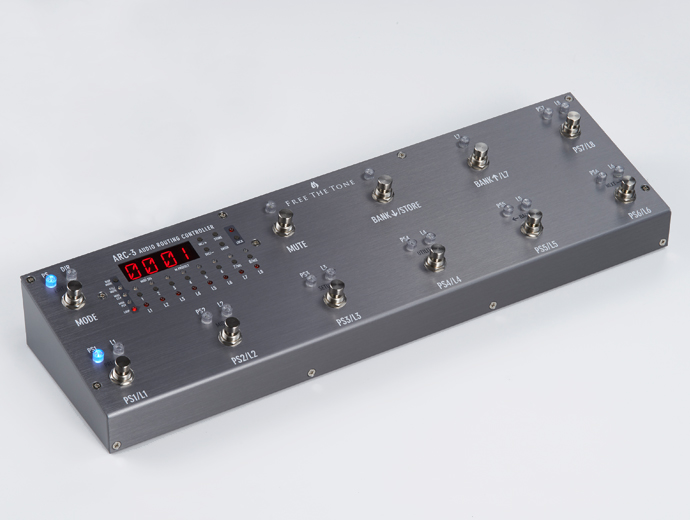 AUDIO ROUTING CONTROLLER ARC-3