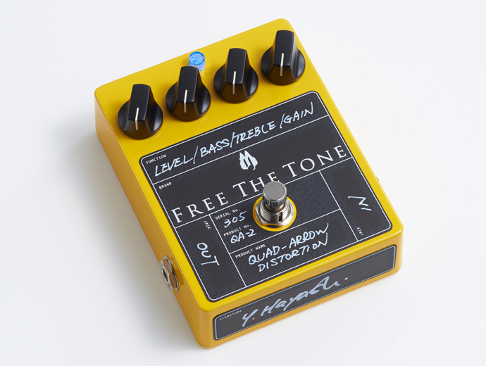 QUAD ARROW DISTORTION QA-2